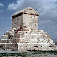 Cyrus the Great Tomb - Pasargad
